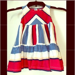 Striped Baby Gymboree Dress